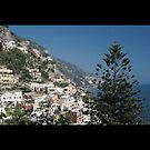 Amalfi II by Michael Mancini