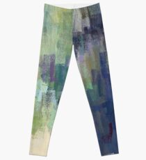 Ghost from the past,chalked,digtal art, modern art Leggings