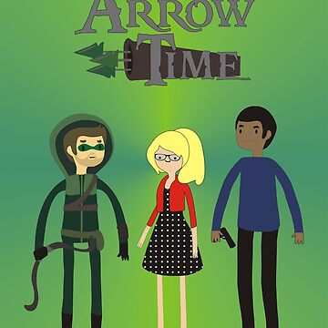 It's Arrow Time by AnArielView