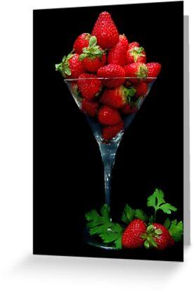 Strawberry Juice by jerry  alcantara