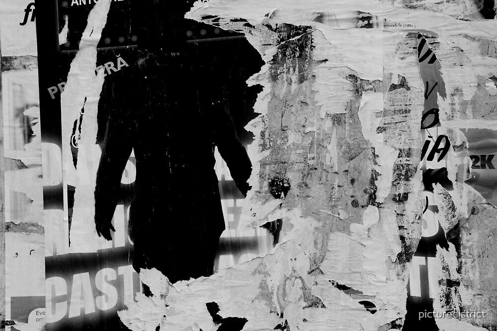 Wallprint body by picturedistrict
