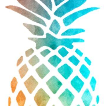 Sweet Pineapple by erinaugusta