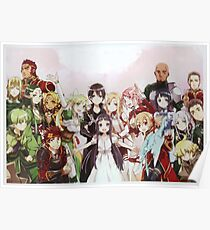 SAO familly Poster