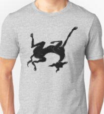 sleeping italian greyhound Unisex T-Shirt