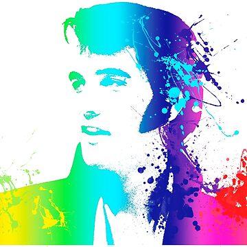 Elvis presley  by chris2766