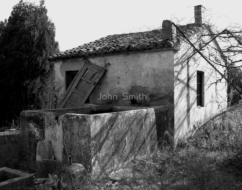 """Old Pump House."" (1) by John  Smith"