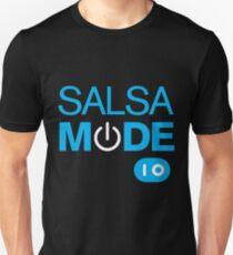 Salsa Mode On Funny Salsa Dancers Unisex T-Shirt