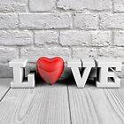 LOVE by ANDIBLAIR
