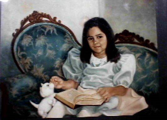 Vanessa by Cathy Amendola