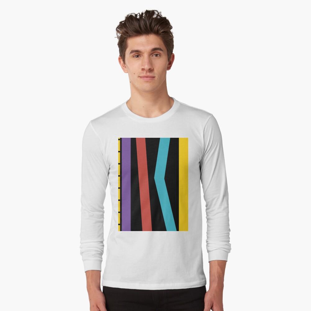 Test Strip Long Sleeve T-Shirt