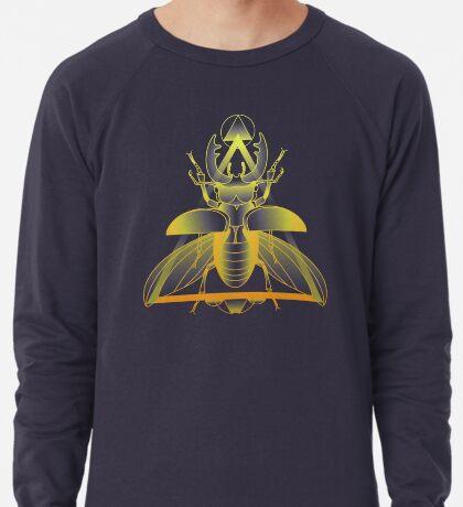 Stag Beetle (Golden) Lightweight Sweatshirt