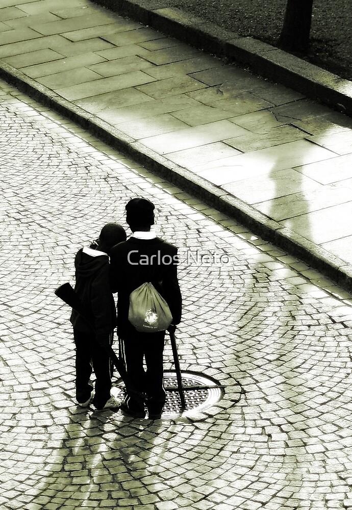 The Cross by Carlos Neto