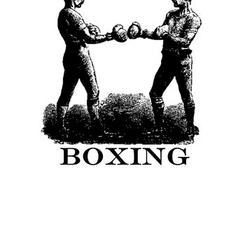 Vintage Boxing by MartinusH