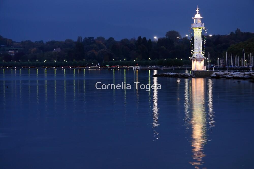 lighthouse by Cornelia Togea