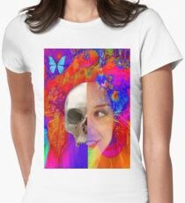 Time Traveler Women's Fitted T-Shirt