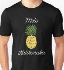 mele kalikimaka hawaiian merry christmas vacation unisex t shirt - Hawaiian Merry Christmas Song