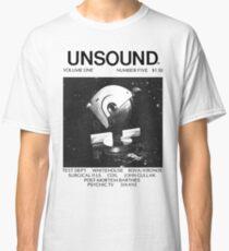 Unbegründet - Schwäne, Spule, Psychic TV, Whitehouse, Testabteilung. Classic T-Shirt