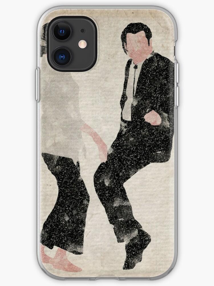 Pulp Fiction Dance iphone case