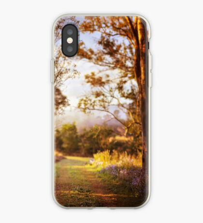 Morning is wonderful. Its only drawback is that it comes at such an inconvenient time of day. iPhone Case