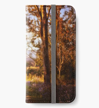 Morning is wonderful. Its only drawback is that it comes at such an inconvenient time of day. iPhone Wallet
