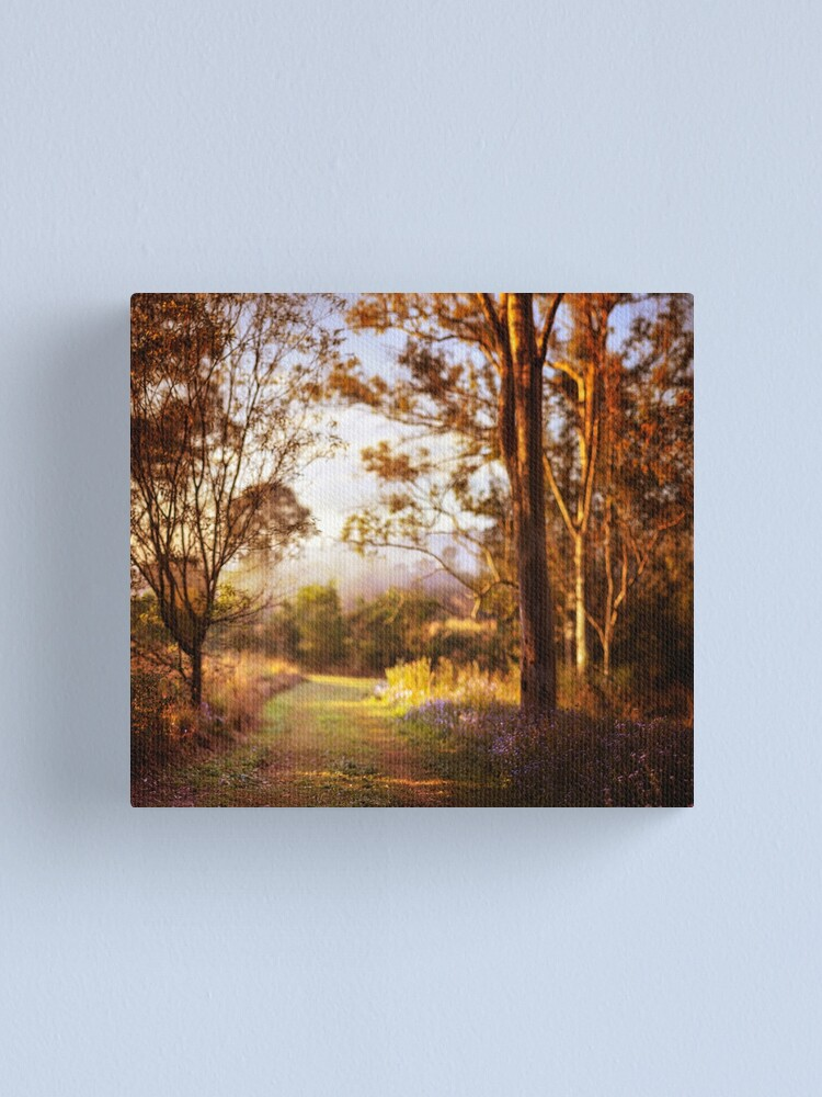 Alternate view of Morning is wonderful. Its only drawback is that it comes at such an inconvenient time of day. Canvas Print