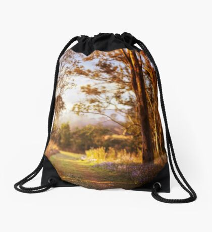 Morning is wonderful. Its only drawback is that it comes at such an inconvenient time of day. Drawstring Bag