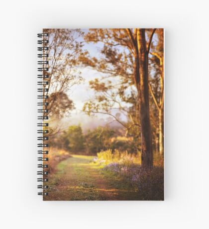 Morning is wonderful. Its only drawback is that it comes at such an inconvenient time of day. Spiral Notebook