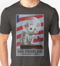 MR PEBBLES Unisex T-Shirt