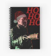 Ho Ho Ho Spiral Notebook