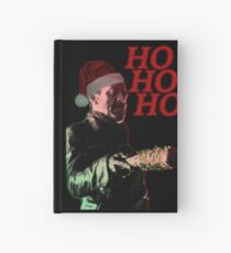 Ho Ho Ho Hardcover Journal