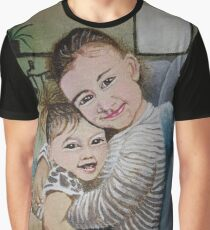 GRANDDAUGHTERS ADDY AND AUDREY Graphic T-Shirt