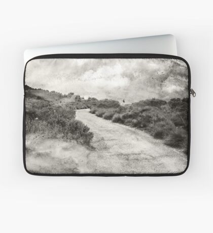 Even if you're on the right track, you'll get run over if you just sit there.... Laptop Sleeve