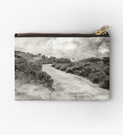 Even if you're on the right track, you'll get run over if you just sit there.... Studio Pouch
