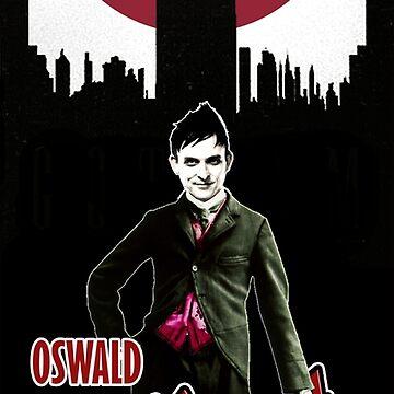 Oswald Cobblepot  by BuckRogers