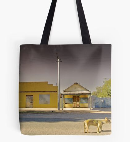 The Last to Leave Tote Bag