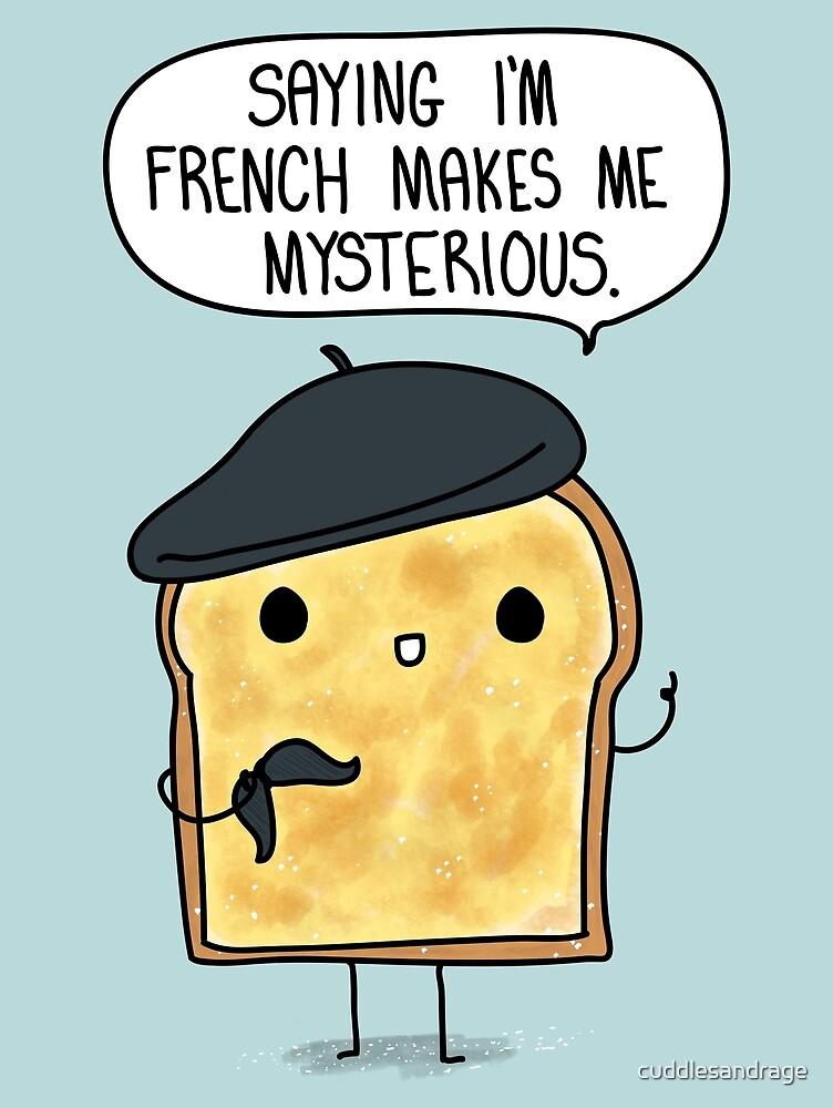 French Toast by cuddlesandrage