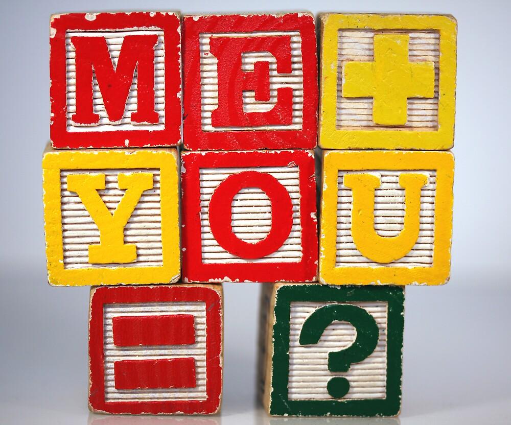 me + you= ? by jsbb123