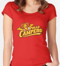 Pollo Campero - The Best Chicken In Central America! Women's Fitted Scoop T-Shirt