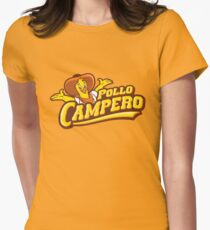 Pollo Campero - The Best Chicken In Central America! Womens Fitted T-Shirt