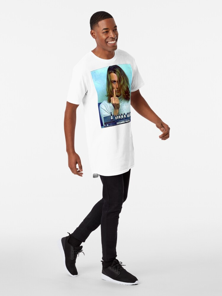 Alternate view of Caught Long T-Shirt
