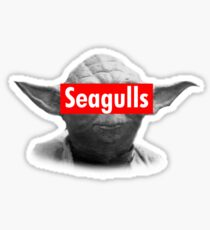 Seagulls Sticker
