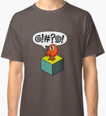 Q-bert! Classic T-Shirt