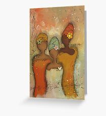 Sisterhood Series 1 Greeting Card