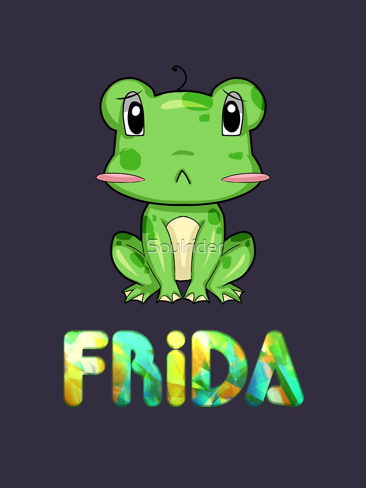 Frosch Frida von Soulrider