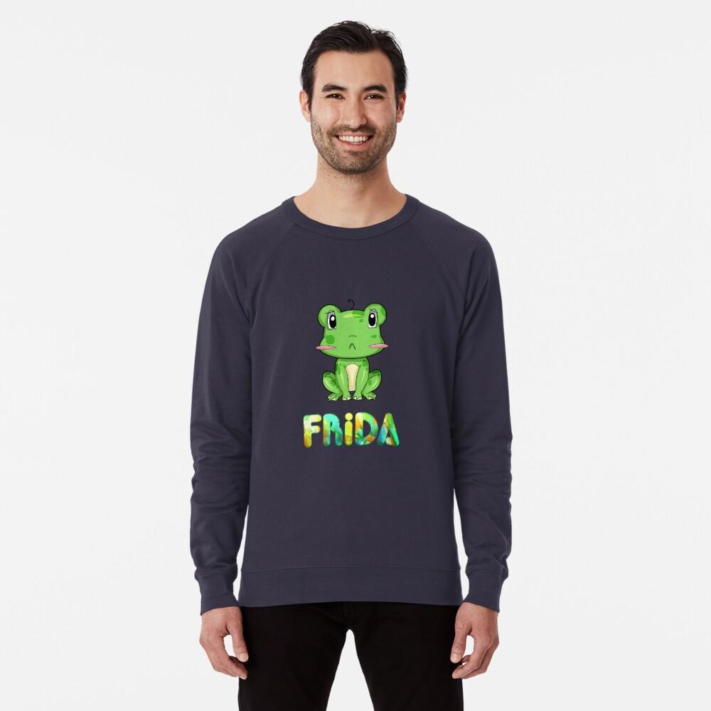 Frosch Frida Leichter Pullover