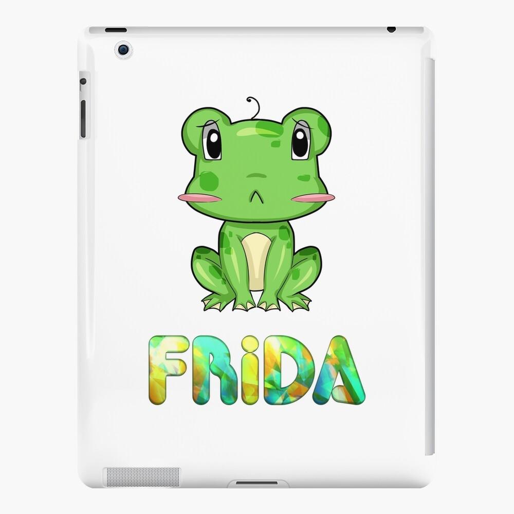 Frosch Frida iPad-Hülle & Skin