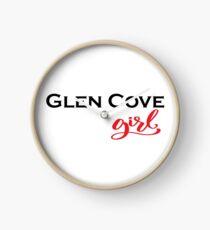New York Raised Me / Glen Cove / Glen Cove Girl Clock