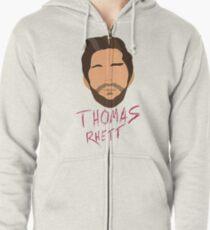 Rhett Exclusive T-shirt Zipped Hoodie