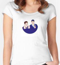 U Talkin' U2 To Me? Women's Fitted Scoop T-Shirt