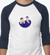 U Talkin' U2 To Me? Men's Baseball ¾ T-Shirt
